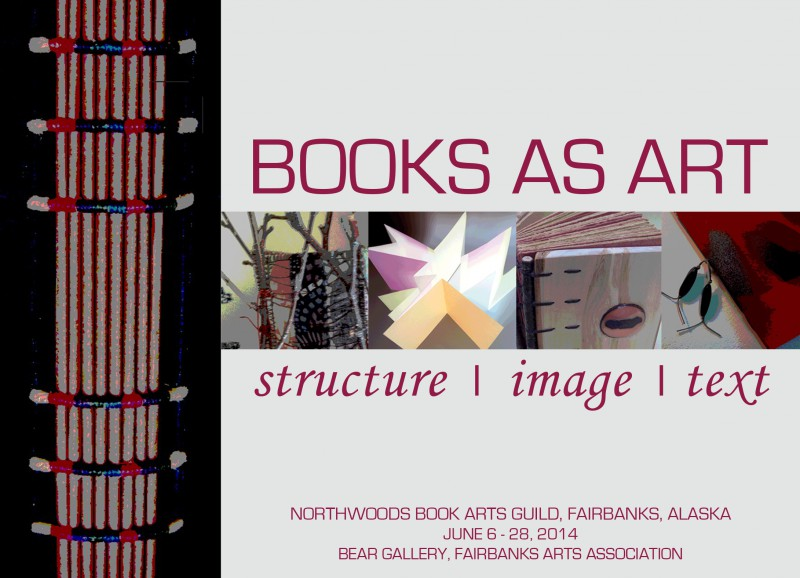 Order Your BOOKS AS ART Catalogue!