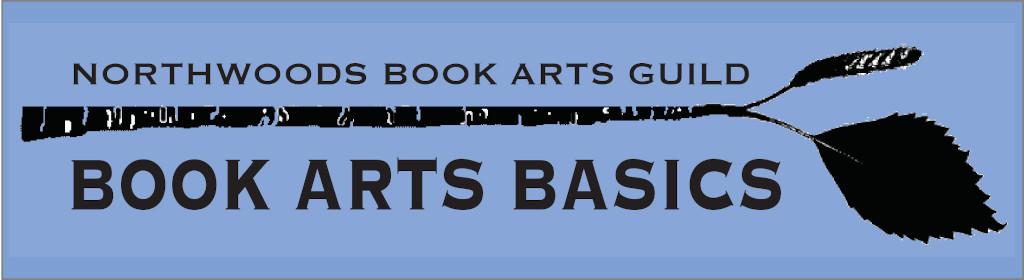 NBG Workshop Series on Zoom: Book Arts Basics