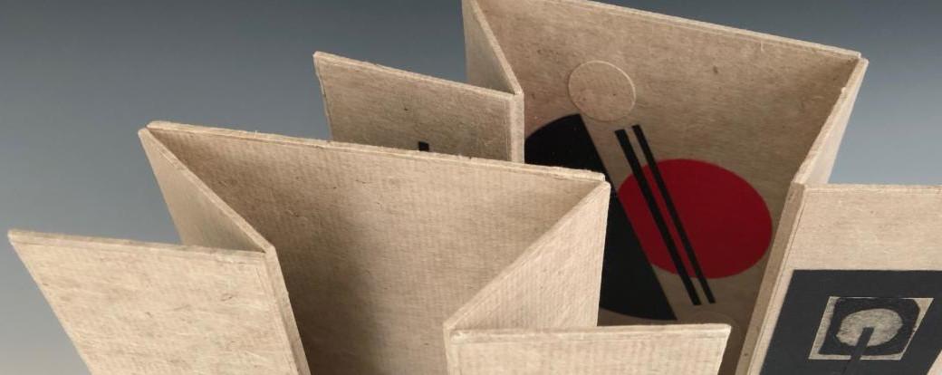 NBG Workshop Series: Book Arts Basics 3 – Glued Structures